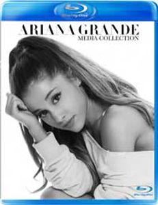 ARIANA GRANDE★MEDIA COLLECTION 2014 BLURAY