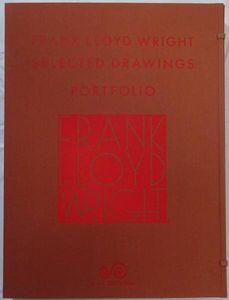 フランク・ロイド・ライト建築透視図集 ポートフォリオ 第3巻 カラープレート