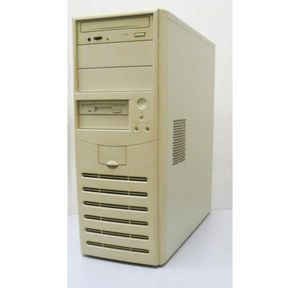 自作PC P4-3.2GHz / 1GB / 40GB / Win2000対応