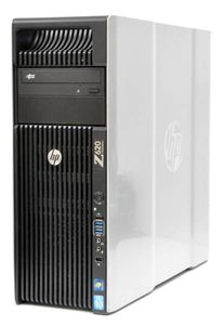 ★16コア32スレッド HP Workstation Z620 Xeon E5-2670 2.6GHzx2基/ 32GB/ 1TB/ Quadro 4