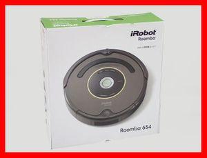 新品 iRobot アイロボット ロボット掃除機 Roomba(ルンバ) 600シリーズ ルンバ654 チャ