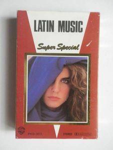 中古カセットテープ LATIN MUSIC ラテン音楽 PKG-5015 カセットテープ多数出品中!★同