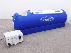 M6871 酸素カプセル Oasis O2/オアシス オーツー/1.3気圧/日本 ...