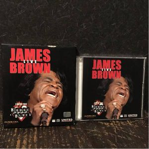 James Brown 『Live From The House of Blues』VCD 2枚組 海外盤